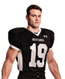 UFJ120 - ADULT STOCK HAMMER FOOTBALL JERSEY