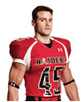 UFJ130 - ADULT STOCK CRUSHER FOOTBALL JERSEY