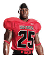UFJ135 - ADULT INSTINCT FOOTBALL JERSEY LAST SEASON