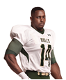 UFJ145 - ADULT HAVOC FOOTBALL JERSEY *LAST SEASON OFFERED